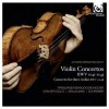 バッハの新譜も同じ音だ #JS Bach: Violin Concertos BWV1041-1043 #HMC902145 #Harmonia Mundi