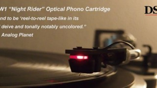Ds Audioの光カードリッジを聴いてきたよ