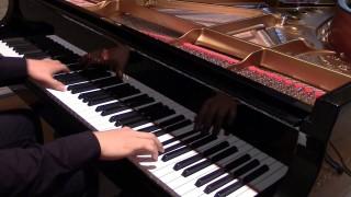 以前紹介したピアノ弾きの大型新人さん、新人どころの話じゃなかった