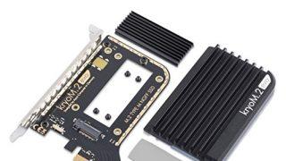 M.2 SSDの熱対策に千石電商の熱伝導ゲルがお薦めです